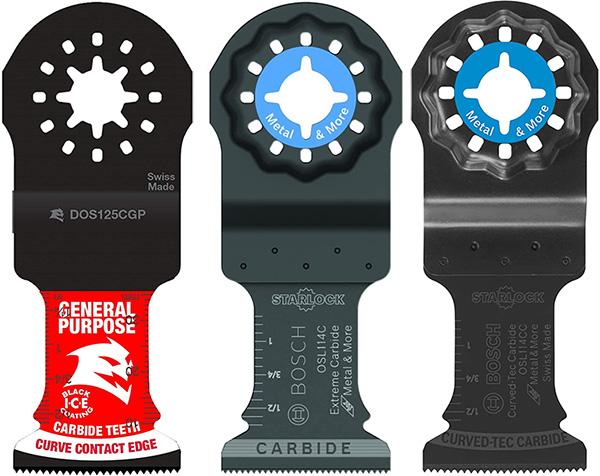 Diablo vs Bosch Oscillating Multi-Tool Blade Comparison