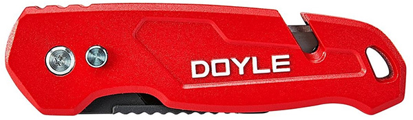 Harbor Freight Doyle Folding Utility Knife Closed