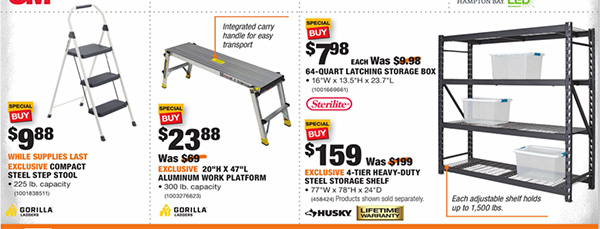 Home Depot Black Friday 2020 Tool Deals Page 3