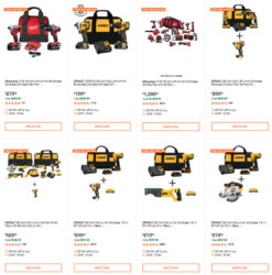 Home Depot Prime Day Tool Deals 10-13-2020