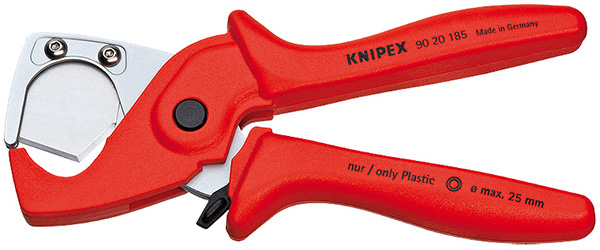Knipex Pointed Blade Tubing Cutters