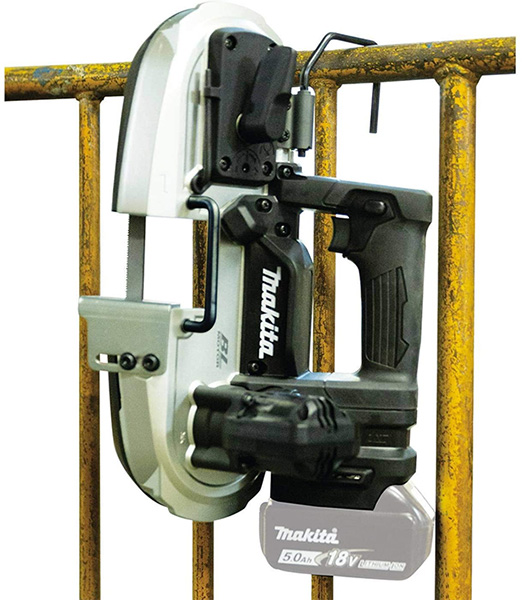 Makita XBP05ZB Cordless Band Saw Hanging Hook