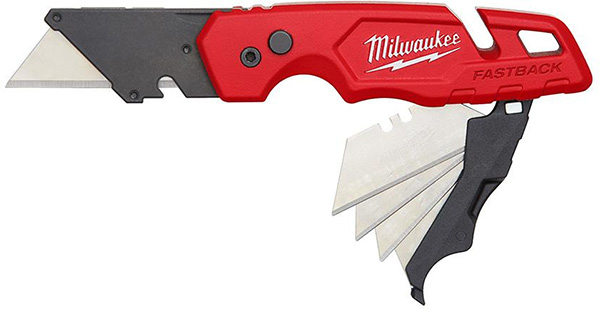 Milwaukee 48-22-1502 FastBack Folding Utility Knife