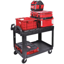 Milwaukee Tool Custom Packout Utility Cart