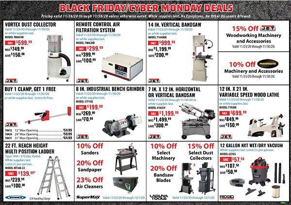 Acme Tools Black Friday 2020 Tool Deals Page 2
