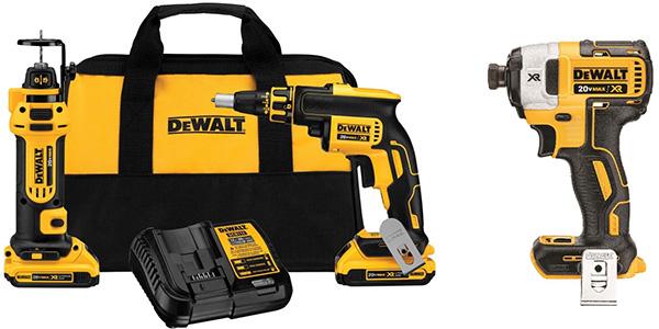 Dewalt 20V Max Cordless Drywall Tool Cyber Monday Deal
