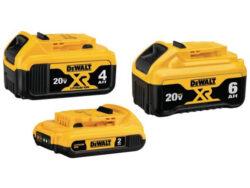 Dewalt Cordless Power Tool Battery Deal Black Friday 2020 Hero