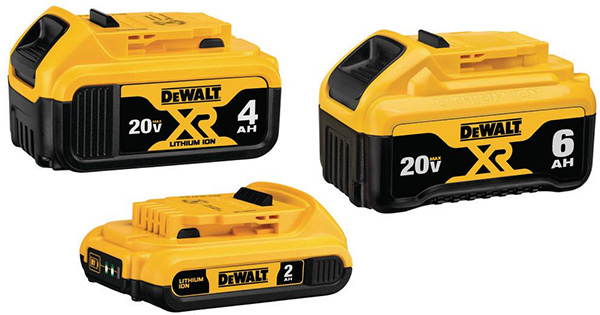 Dewalt Cordless Power Tool Battery Deal Black Friday 2020