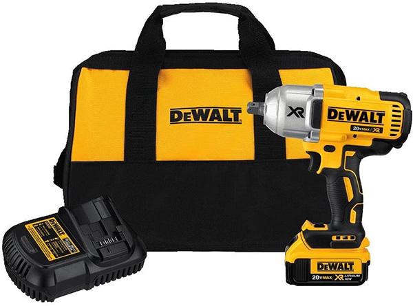 Dewalt DCF899M1 Brushless Impact Wrench Kit