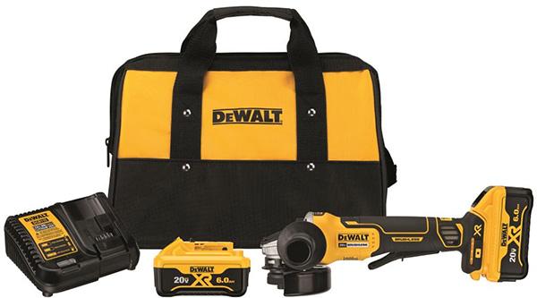 Dewalt DCG413R2 Anglr Grinder Kit