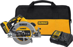 Dewalt DCS570P1 Cordless Circular Saw Kit