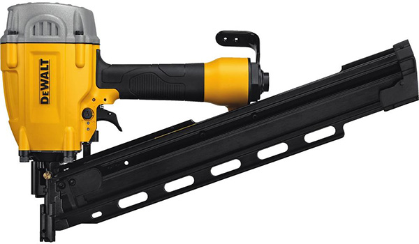 Dewalt DWF83PL Air Framing Nailer