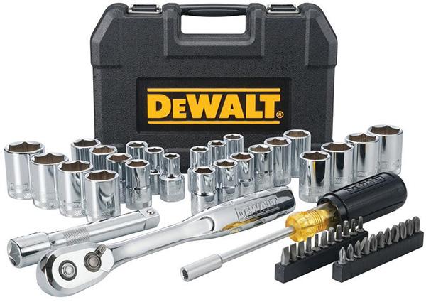 Dewalt DWMT45049 Mechanics Tool Set