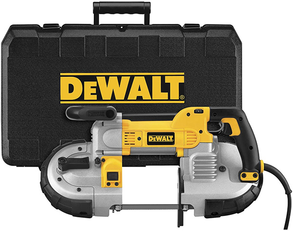Dewalt Deep-Cut Corded Band Saw DWM129K