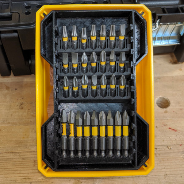 3D Printed Tool Storage and Organizer Accessories
