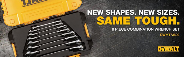 Dewalt Wrench Set Ad