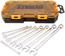 Dewalt Wrench Set in Case