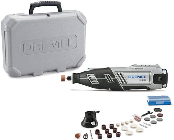 Dremel Cordless Rotary Tool Kit 8200 -1-28