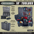 Harbor Freight Voyager Tool Box