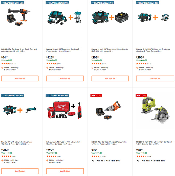Hot Milwaukee Black Friday 2020 Cordless Power Tool Deals More