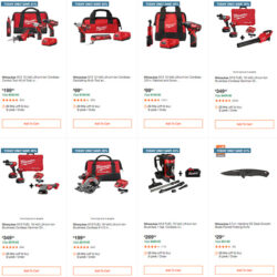 Home Depot Milwaukee Tool Deals of the Day 11-26-2020 Page 0