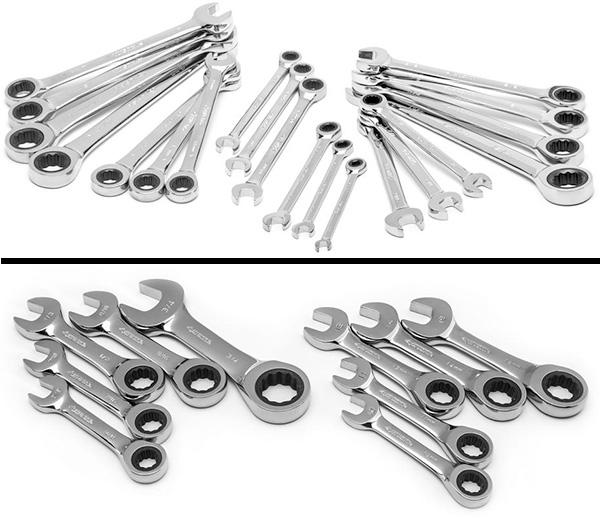 Husky 30pc Ratcheting Wrench Set