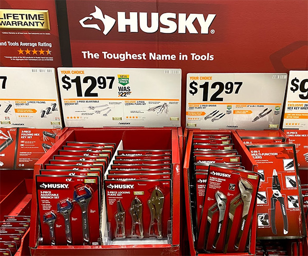 Husky Hand Tool Deals