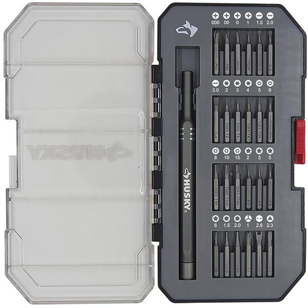 Husky Precision Screwdriver Set Home Depot Black Friday 2020