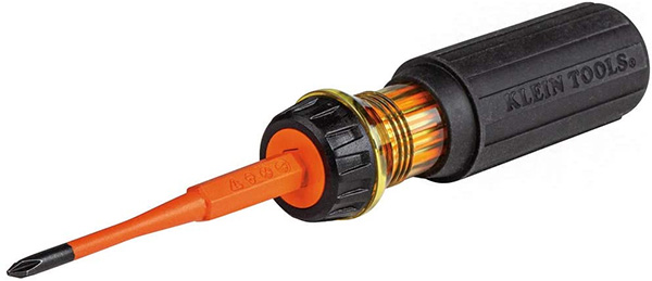 Klein Tools 32286 Insulated Screwdriver