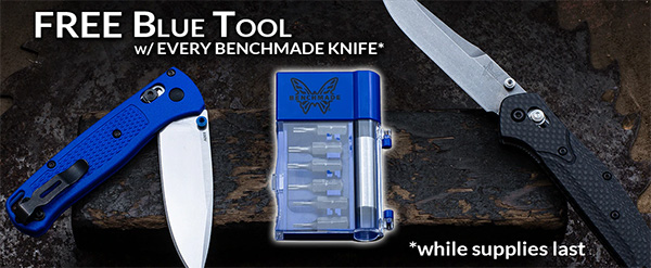 Knives Ship Free Benchmade Freebie Black Friday 2020 Deal