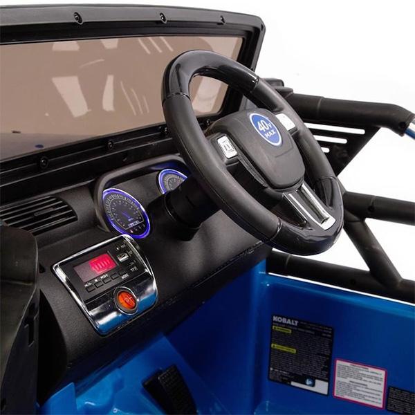 Kobalt Kids Car Kit Black Friday 2020 Cockpit
