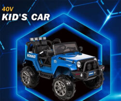 Kobalt Kids Car Kit Black Friday 2020 Hero