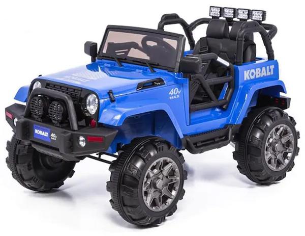 Kobalt Kids Car Kit Black Friday 2020 No Battery or Charger