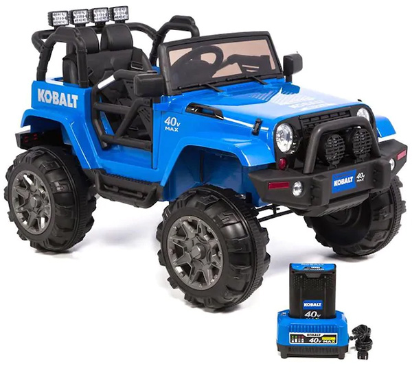 Kobalt Kids Car Kit Black Friday 2020