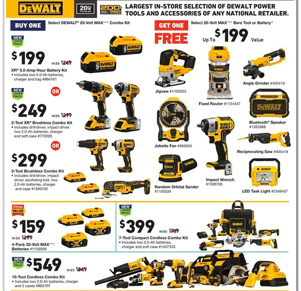 Lowes Black Friday 2020 Tool Deals Page 15