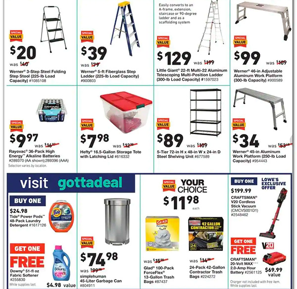 Lowes Black Friday 2020 Tool Deals Page 19