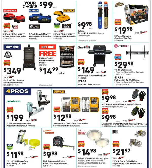 Lowes Black Friday 2020 Tool Deals Page 5