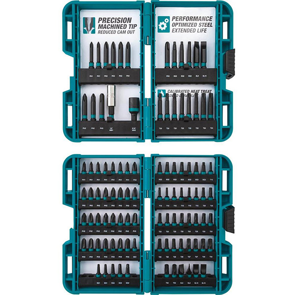 Makita ImpactX Screwdriver Bit Set E-00038
