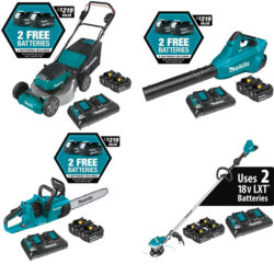Makita Rule the Outdoors Promo Fall-Winter 2020