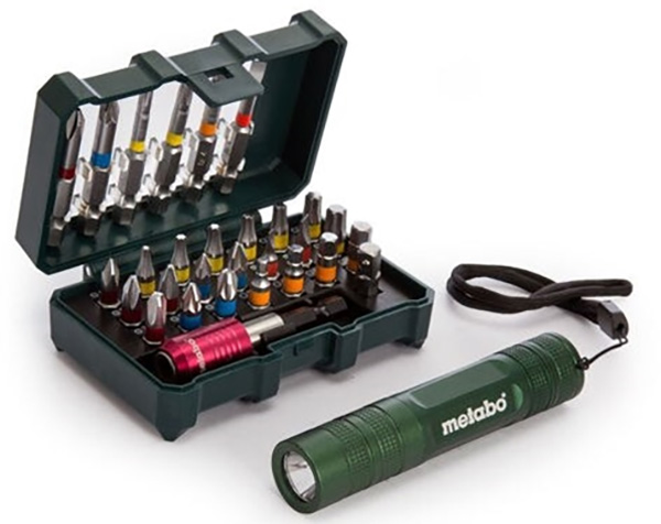 Metabo Bit Set Gift Center Holiday 2020