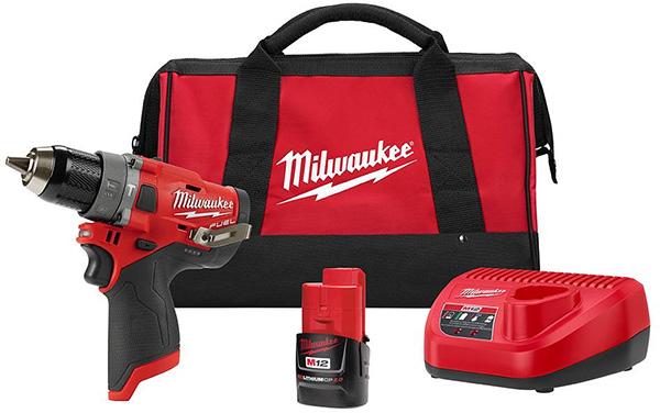Milwaukee M12 Fuel Cordless Hammer Drill