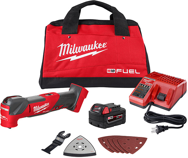 Milwaukee M18 Fuel Oscillating Multi-Tool Kit