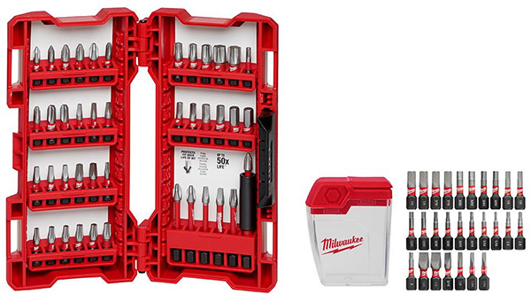 Milwaukee Shockwave 70pc Screwdriver Bit Set