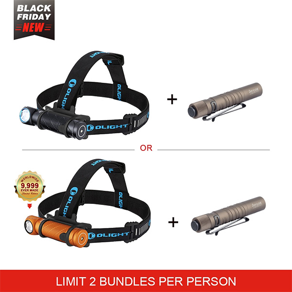 Olight Black Friday 2020 EDC Perun 2 Headlamp