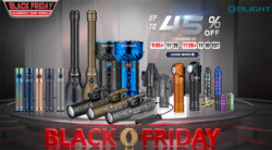 Olight Flashlight Sale Black Friday 2020