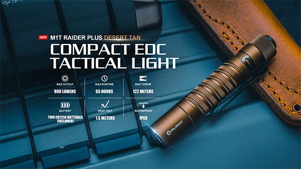 Olight M1T LED Flashlight