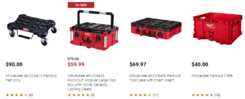 Qualifying Packout Products at Blaines Farm and Fleet