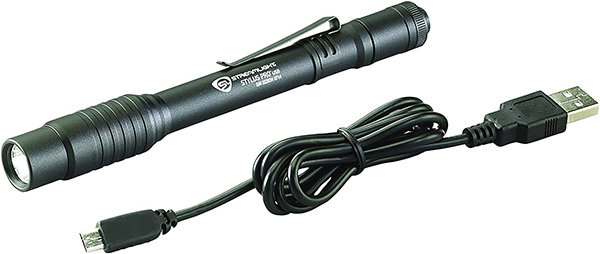 Streamlight Stylus Pro USB Rechargeabe LED Flashlight