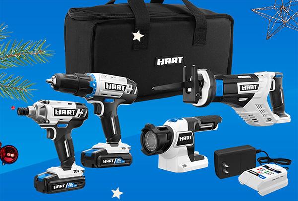 Walmart Hart Tools Black Friday 2020 Tool Deals Hero