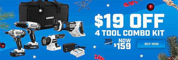 Walmart Hart Tools Black Friday 2020 Tool Deals Page 6